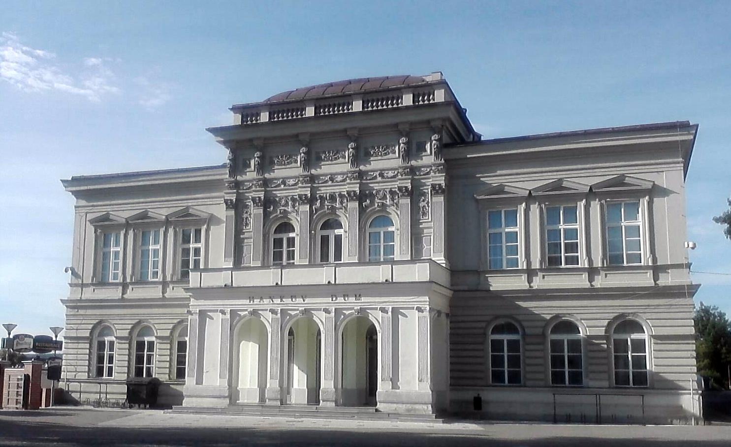 Hankův dům, Dvůr Králové nad Labem (CZ)