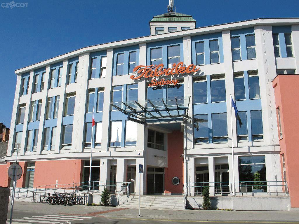 Multifunkční centrum Fabrika, Svitavy (CZ)