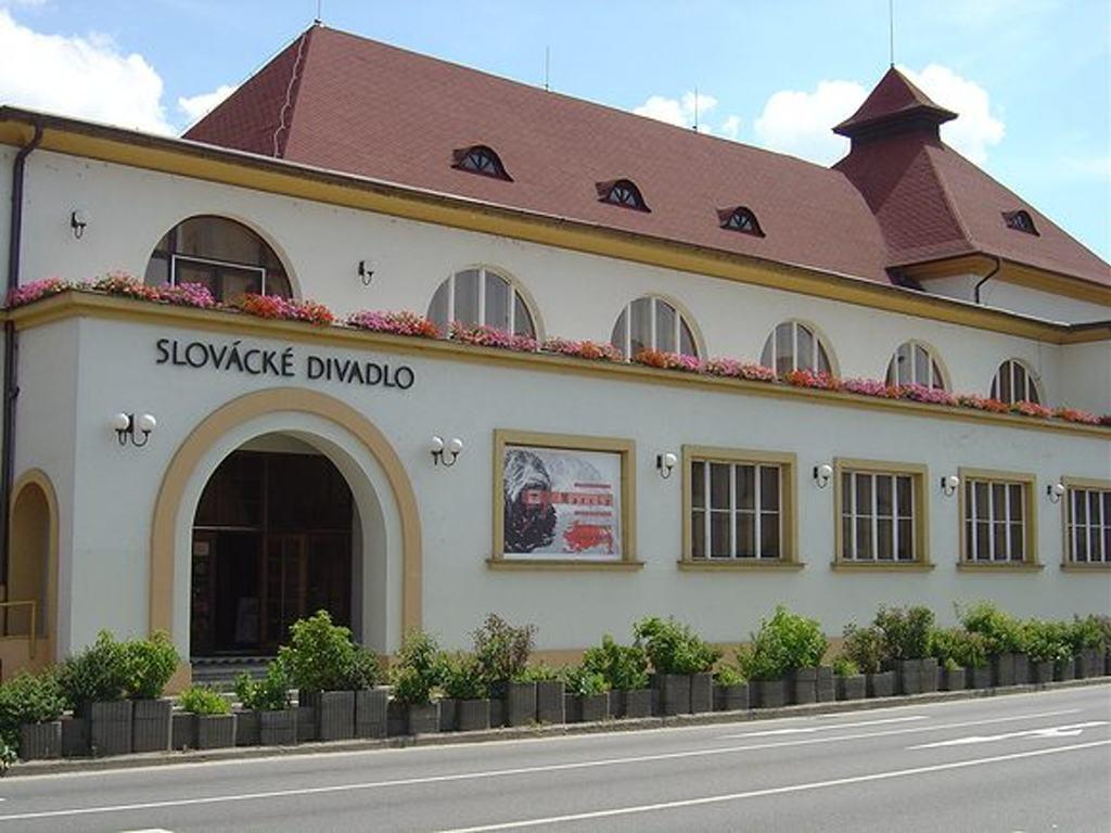 Slovácké divadlo, Uherské Hradiště (CZ)