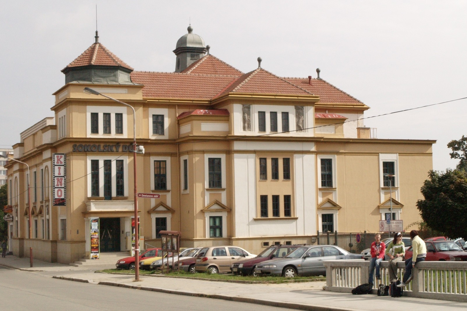 Městské kulturní středisko, Vyškov (CZ)