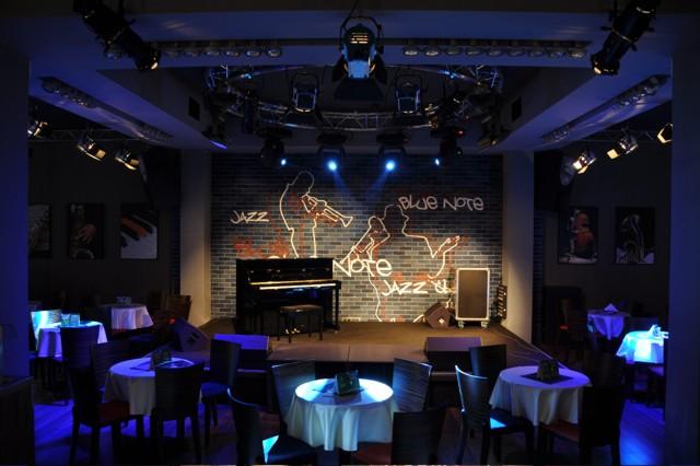 Blue Note Jazz and Music Club, Nové Mesto nad Váhom (SK)